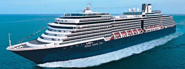 Holland America Line Awarded 2nd Benkert Award for Environmental Excellence