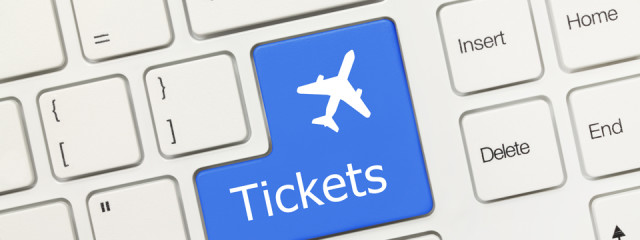 E-Tickets & Check-In Times