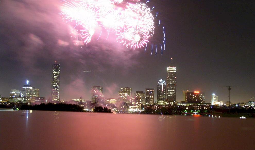 Toronto Fireworks Cruises