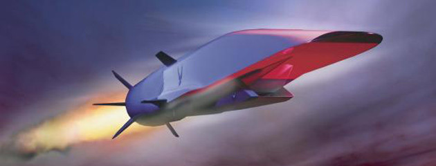 US Military Hypersonic Aircraft Takes Flight
