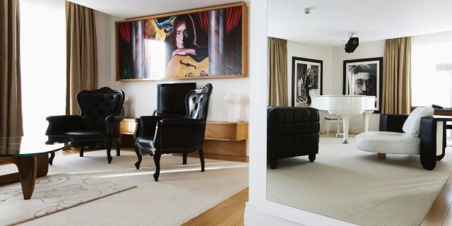 Hard Days Night Hotel- John Lennon Suite