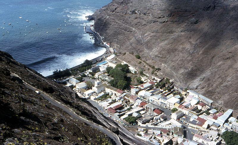 Saint Helena Africa