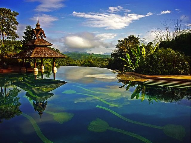 Golden Triangle Resort, Anantara
