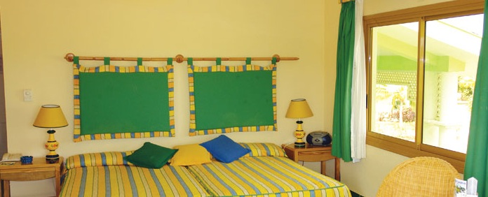 Playa Costa Verde room