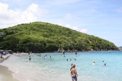 Coki Point, St. Thomas