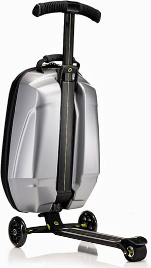 Samsonite Luggage Scooter