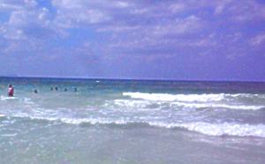 Holguin, Cuba beach