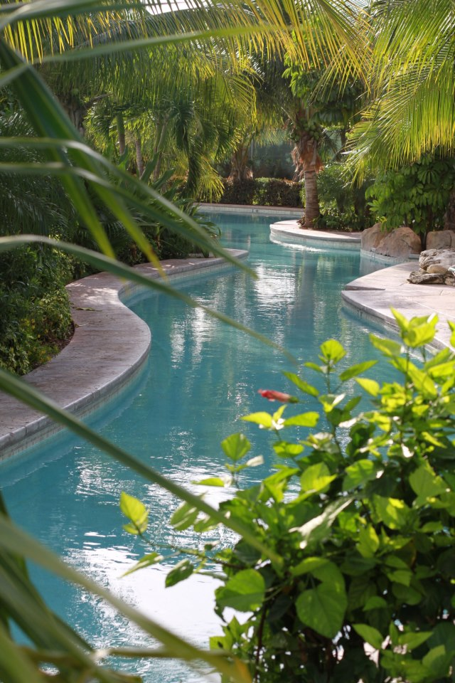 Turks and Caicos Lazy River