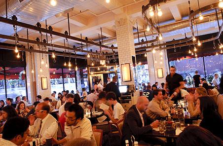 5 Napkin Burger, NYC