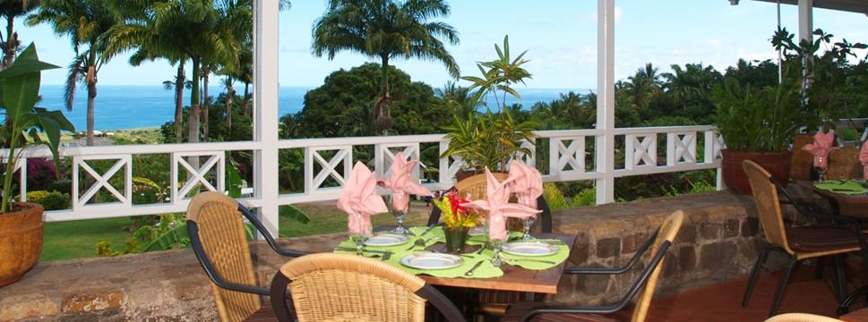 The Royal Palm restaurant