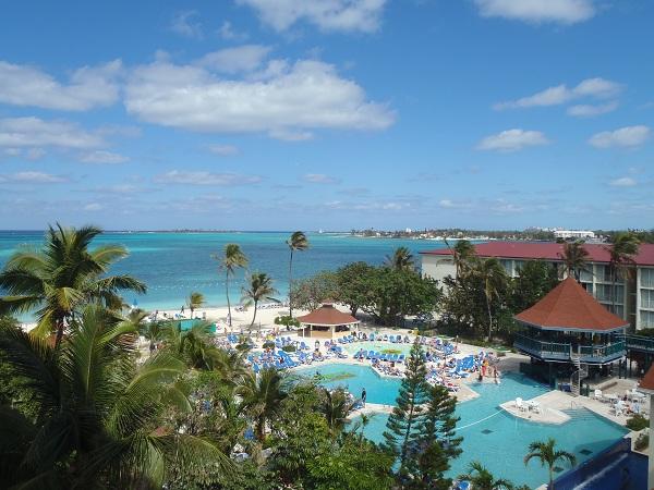 Breezes Bahamas room view