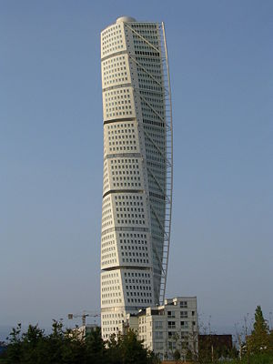 Turning Torso Tower