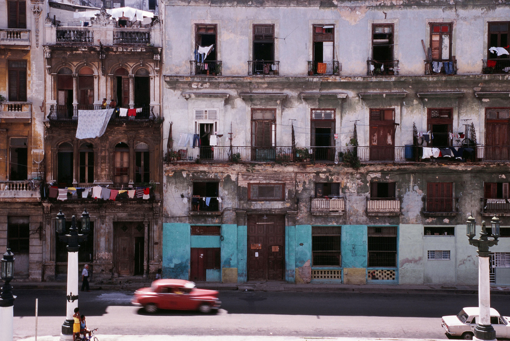 The colour of Havana. Photo by Anton Novoselov