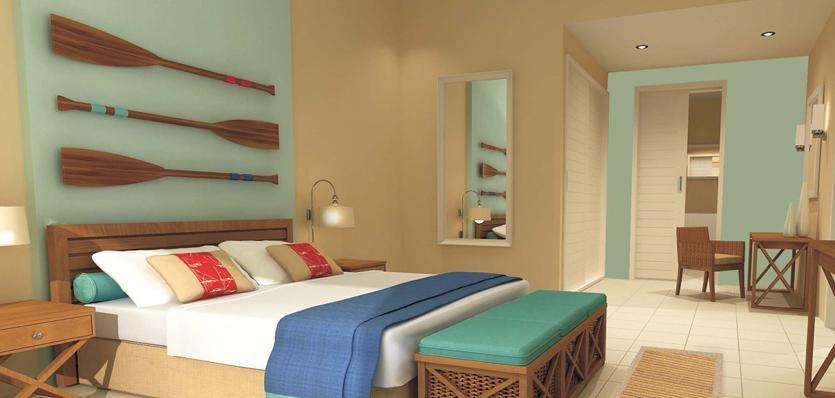 Meliá Marina Varadero Suite Room