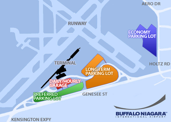 Buffalo Airport Parking