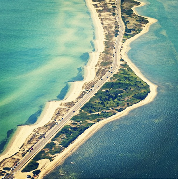 """A new way to look at Martha's Vineyard, #NewEngland's ultimate #summer escape. #ocean #island #blue"""