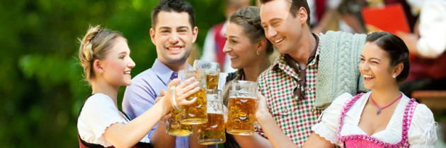 It's all about the beer: Oktoberfest 2013
