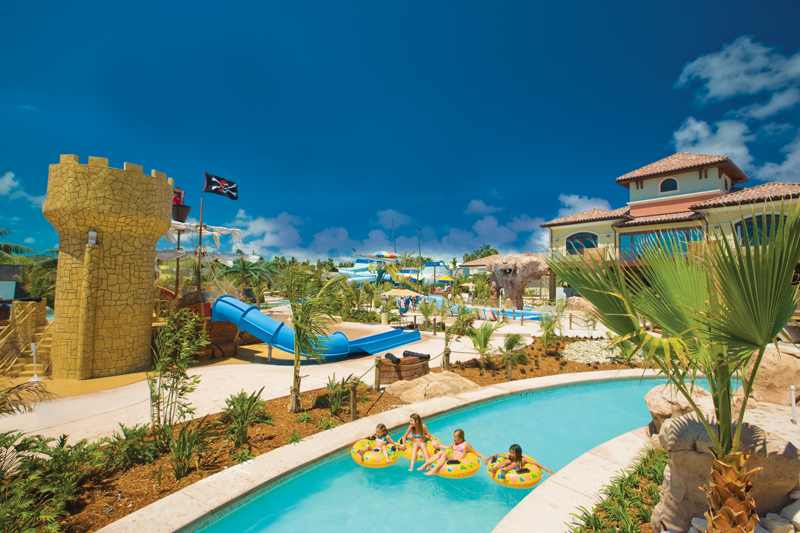 Best waterpark resorts trip sense for Five star turks and caicos
