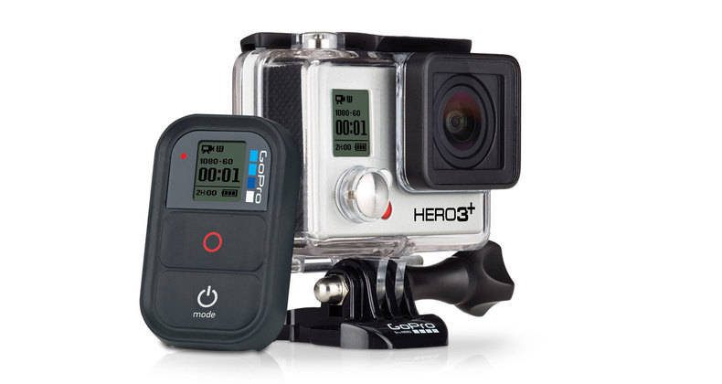 GoPro Hero+ Black Edition