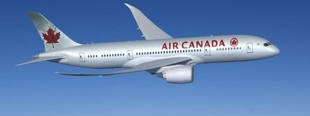Air Canada's Boeing 787 Dreamliner