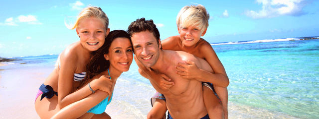 Top 5 Activities Teens Enjoy on Family Vacations Based on Ipsos Reid Survey