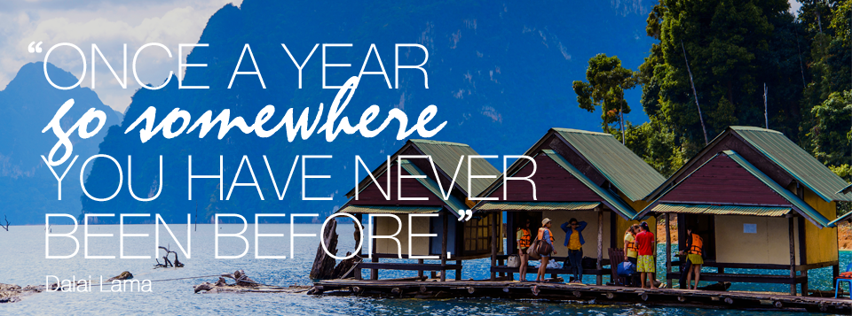 26 Travel Quotes that Will Inspire You to See the World