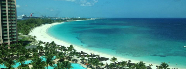Insider Scoop With Shannon Vizniowski: It's Better In The Bahamas