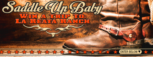 Saddle up, baby. tripcentral.ca is sending you to a ranch!