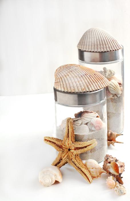 Souvenir Sand in a Jar