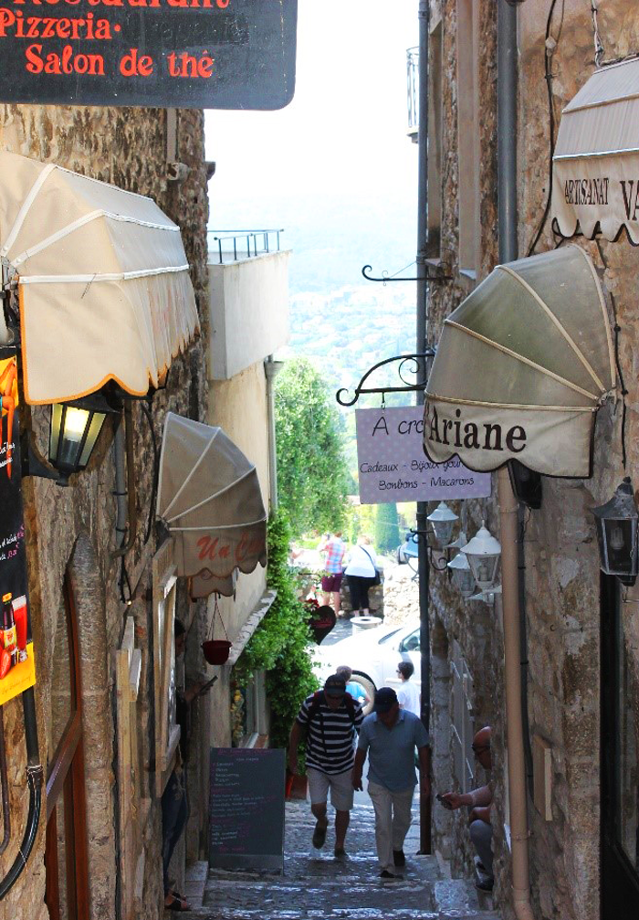 The Village of St. Paul de Vence is between Marseille and Nice, and is one of France's oldest medieval towns. It features an array of galleries, museums, and small boutiques - a definite must-see for any travellers to Europe.