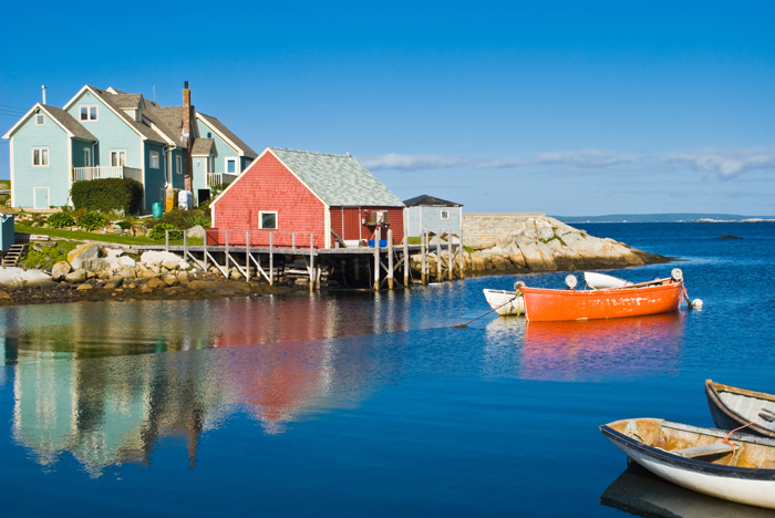 Fisherman's House, Peggy's Cove