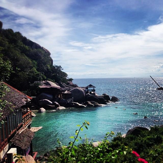 Charm Beach Resort, Thailand