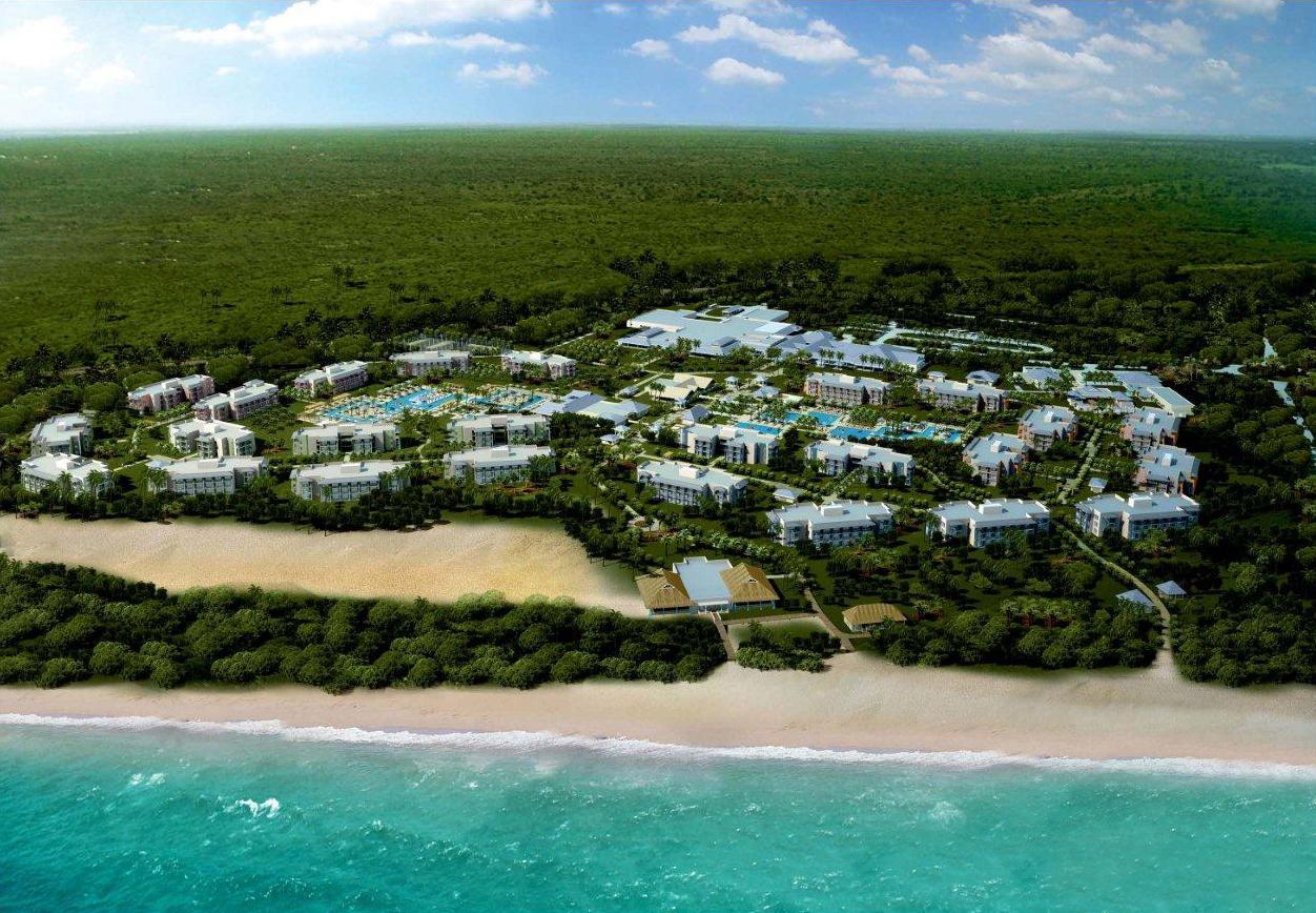 Melia jardines del rey a new cuba resort trip sense for Jardines del rey