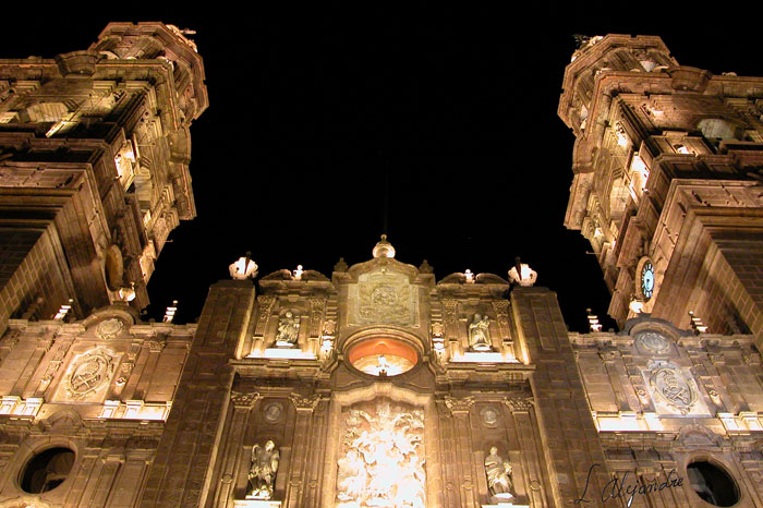 Cathedral of the Divine Savior of Morelia
