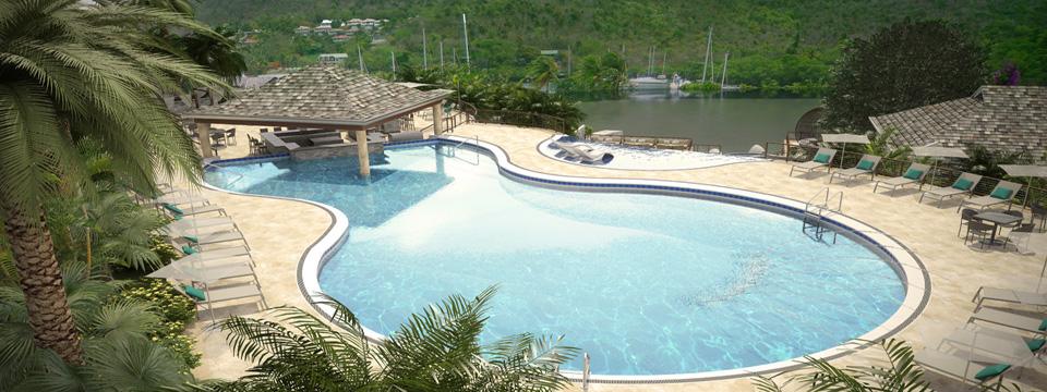 NEW Resort Opening: Capella Marigot Bay Resort