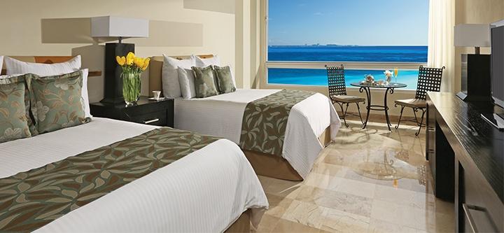 Dreams Sand Cancun Deluxe Ocean Front