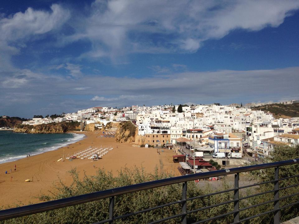 View of Albufeira, Algarve