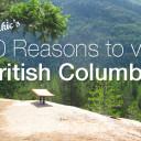 Insider Scoop with Elizabeth Lakic: British Columbia