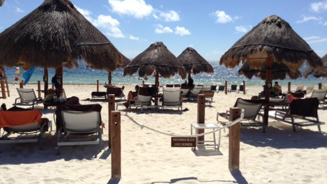 The Dreams Riviera is an option with many activities for travelers looking for a Mayan Riviera all inclusive resort.