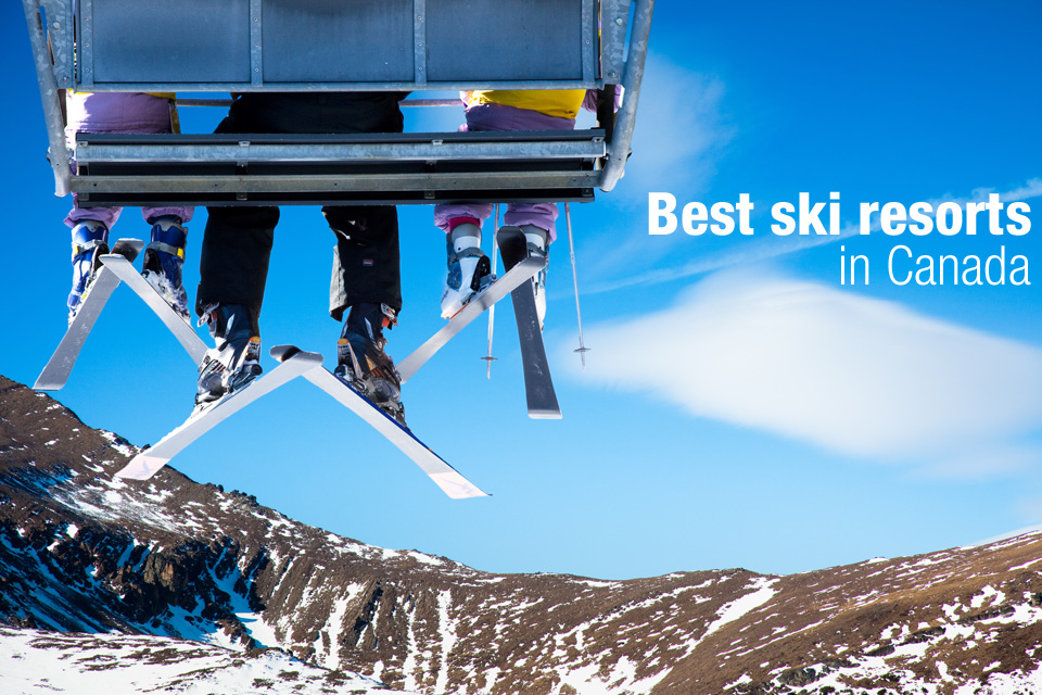 Best ski resorts in canada for your winter vacation trip for Best winter vacations in canada