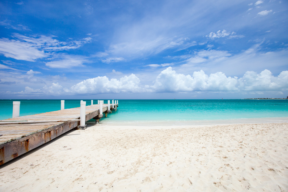 Tripcentral's best beaches list for 2015 includes beautiful Turks & Caicos and their white sand and azule water, perfect for a relaxing getaway.