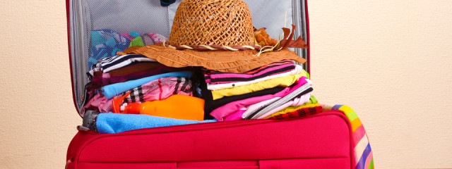 How to travel with just a carry on bag