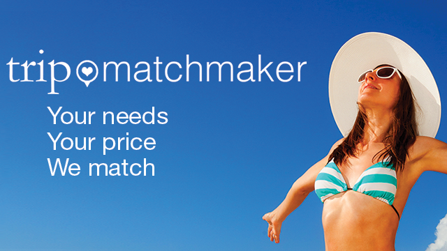 Five reasons you'll love our new trip matchmaker: you can find a trip matched to you