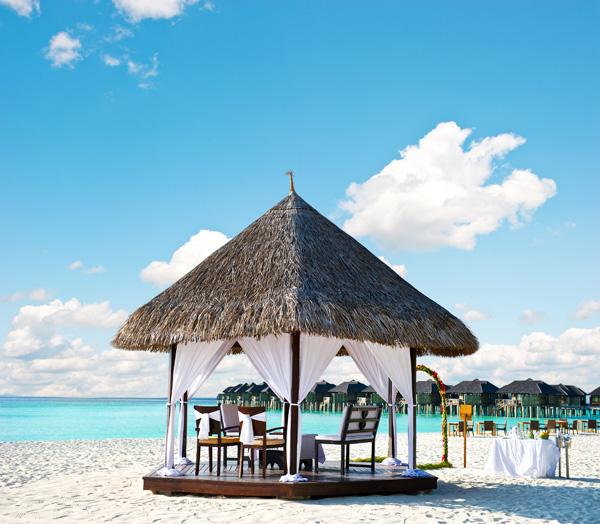 Tropical Wedding Location