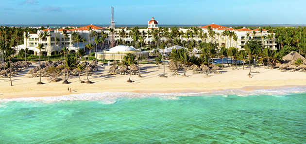 The Iberostar Grand Bavaro is #11 of 25 on Trip Advisor's list of best hotels in the Caribbean, and we couldn't agree more. It's one of the best hotels in the world for sure.
