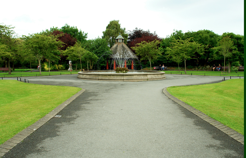 St Stephan's Green