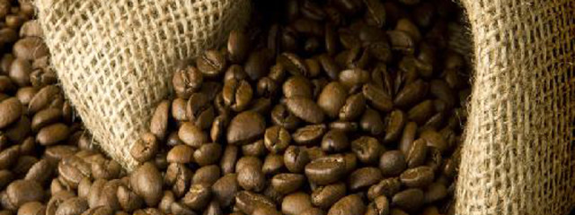Coffee Infographic, Beans From Around the World