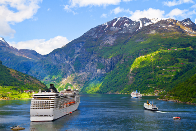 Choose one of many great cruise lines for your next cruise vacation.