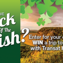 Win a trip to Ireland with Transat Holidays
