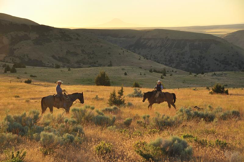 Courtesy of Travel Oregon, photo by Christian Heeb